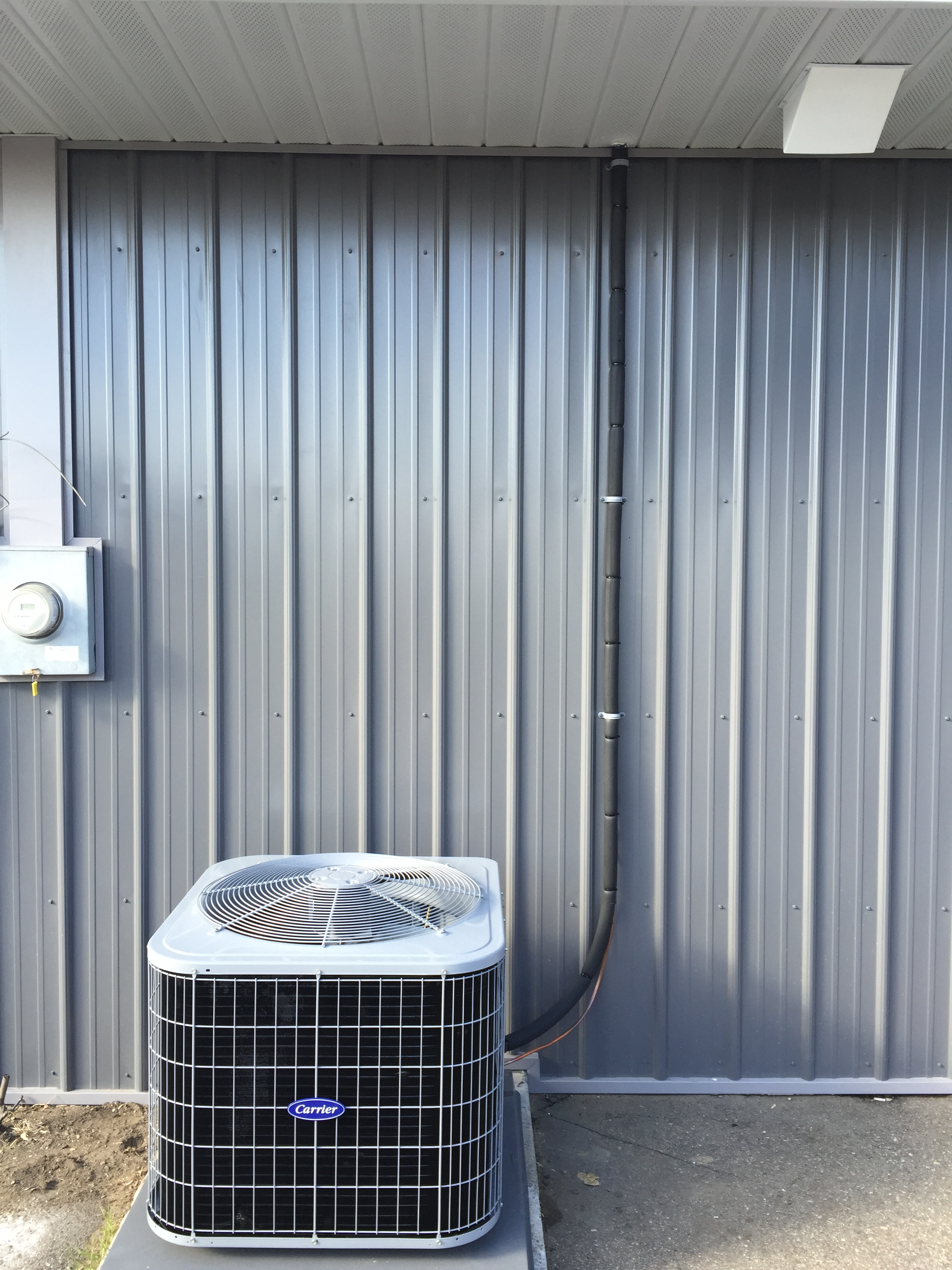 Split System Air Conditioner Vs Packaged System | buckeyebride.com